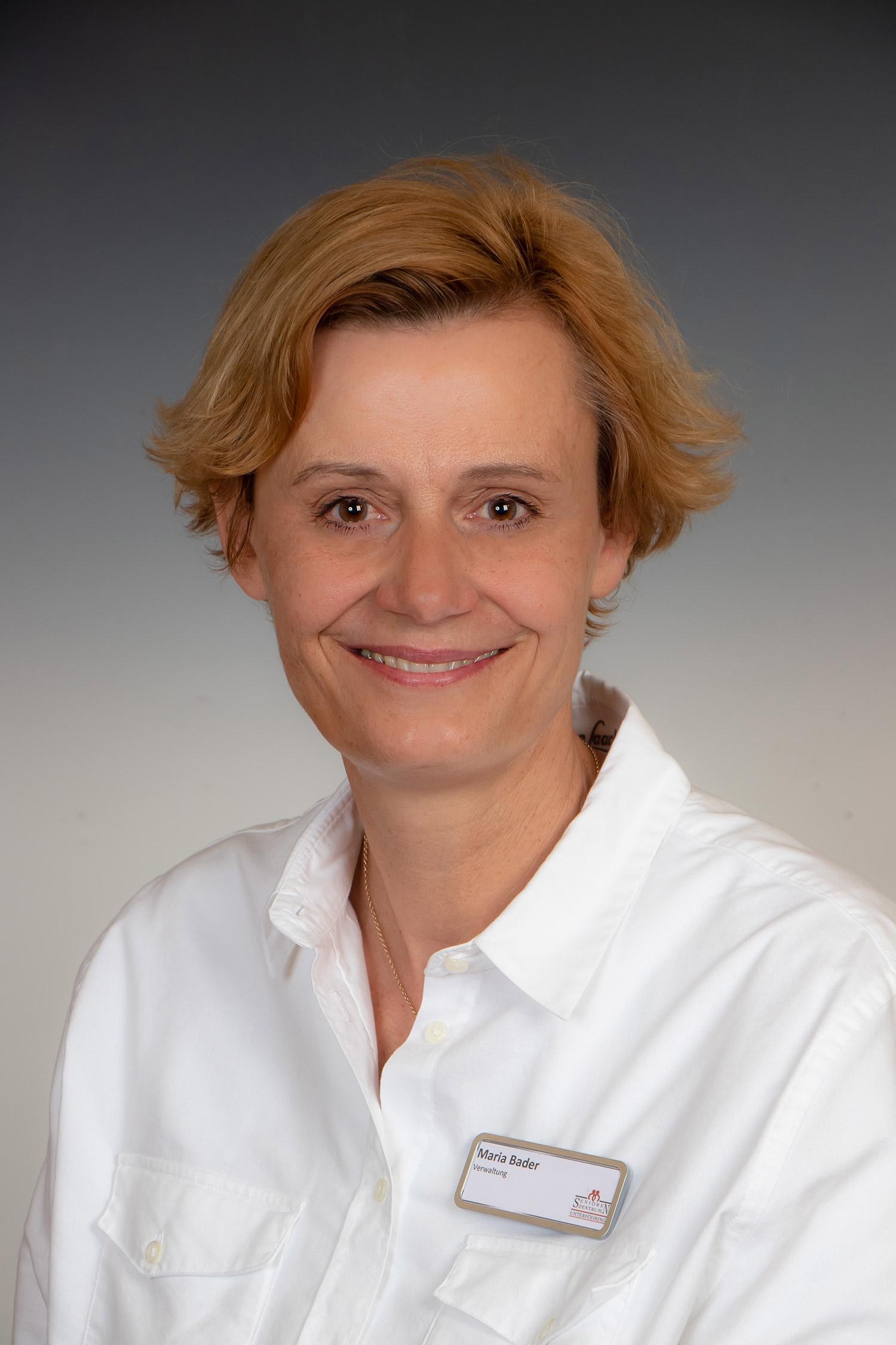 MARIA BADER